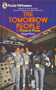 Cover of: The Tomorrow People in Three in three
