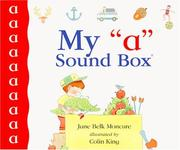 "Cover of: My ""a"" sound box"