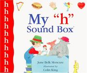 "Cover of: My ""h"" sound box"