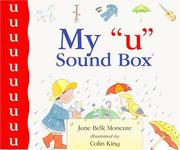 "Cover of: My ""u"" sound box"