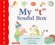 "Cover of: My ""t"" sound box"