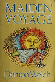 Cover of: Maiden voyage