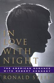 Cover of: In love with night