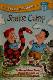 Cover of: Snake camp