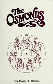 Cover of: The Osmonds