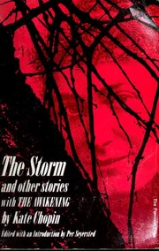 Cover of: The storm, and other stories: with The awakening