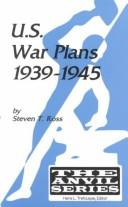 Cover of: U.S. war plans, 1939-1945