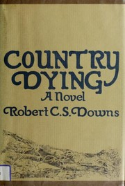 Cover of: Country dying