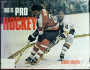 Cover of: This is pro hockey