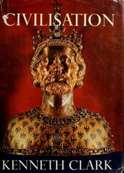 Cover of: Civilisation: a personal view