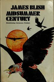 Cover of: Midsummer century