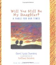 Cover of: Will you still be my daughter?