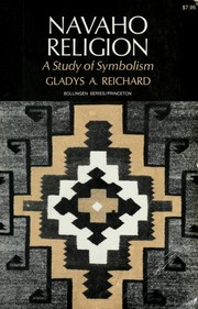 Cover of: Navaho religion