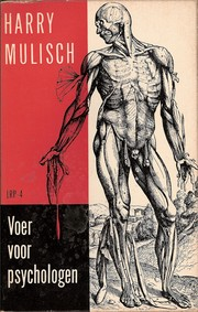 Cover of: Voer voor psychologen