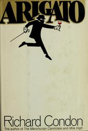 Cover of: Arigato: A novel