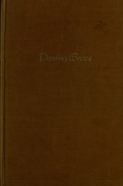 Cover of: Passing Brave