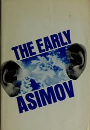 Cover of: The Early Asimov