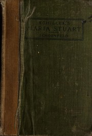 Cover of: Maria Stuart