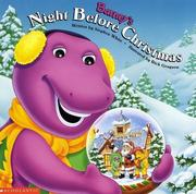 Cover of: Barney's night before Christmas