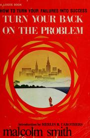 Cover of: Turn your back on the problem