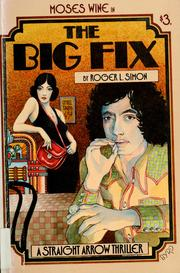 Cover of: The big fix
