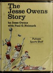 Cover of: The Jesse Owens story