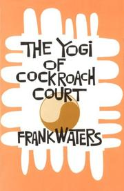 Cover of: The yogi of Cockroach court