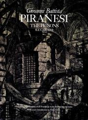 Cover of: The prisons (Le carceri)