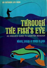 Cover of: Through the fish's eye