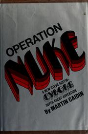 Cover of: Operation Nuke