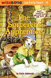 Cover of: The sorcerer's apprentice