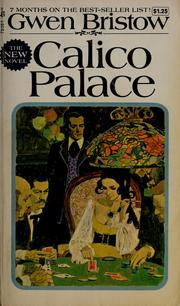 Cover of: Calico palace