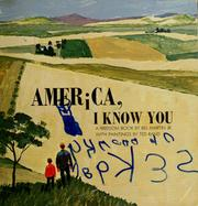 Cover of: America, I know you: a freedom book