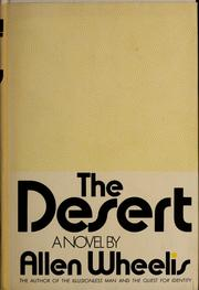 Cover of: The desert.