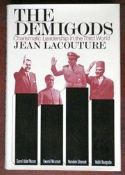 Cover of: The demigods