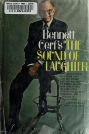Cover of: Bennett Cerf's The sound of laughter