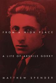 Cover of: From a high place