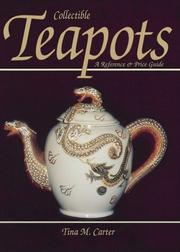Cover of: Collectible teapots