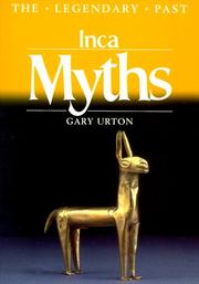 Cover of: Inca myths