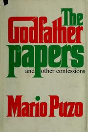 Cover of: The godfather papers & other confessions
