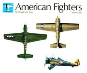 Cover of: American fighters of World War Two