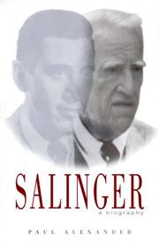Cover of: Salinger: a biography
