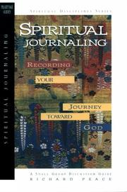 Cover of: Spiritual journaling