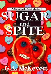 Cover of: Sugar and spite: a Savannah Reid Mystery