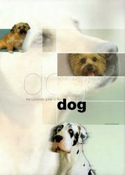 Cover of: The complete guide to the dog