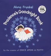 Cover of: Prudence's goodnight book