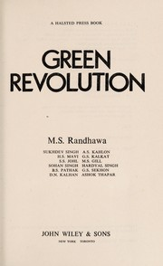 Cover of: Green revolution