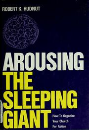Cover of: Arousing the sleeping giant