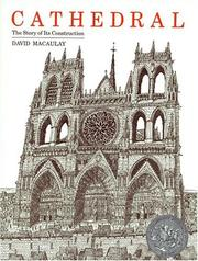 Cover of: Cathedral: the story of its construction