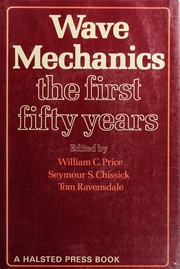 Cover of: Wave mechanics